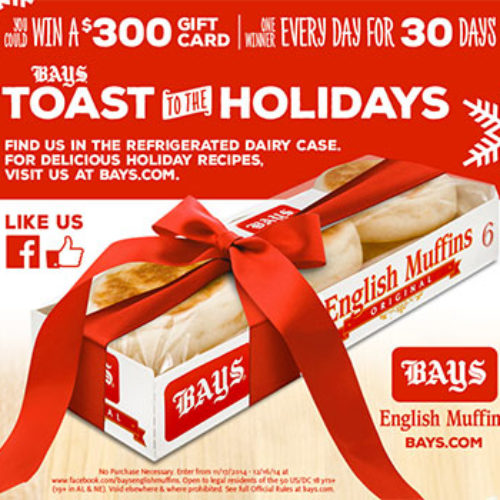 Win A $300 Gift Card Daily