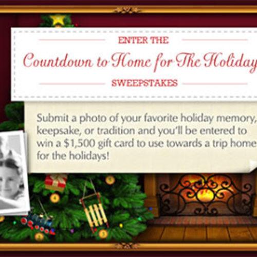 Win A $1,500 Gift Card
