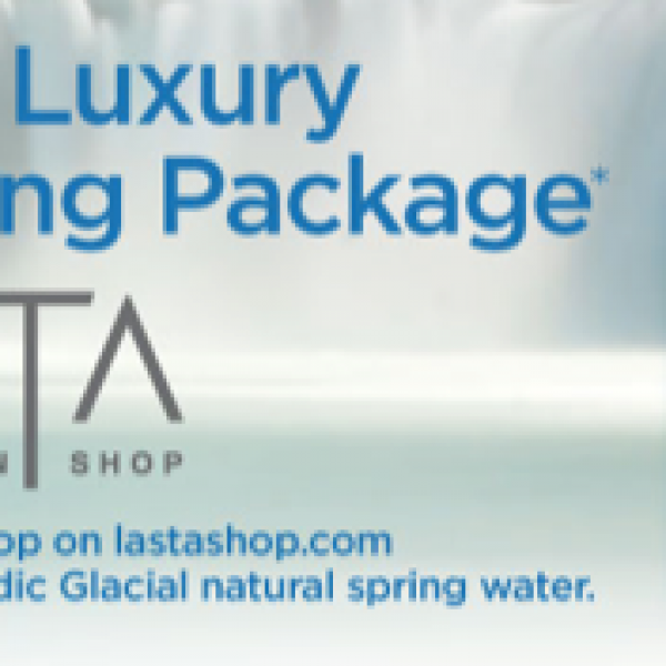 Win LASTA Luxury Shopping Package