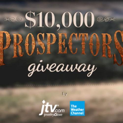 $10,000 Prospectors Giveaway
