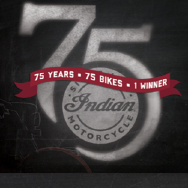 Win a 2015 Indian Motorcycle, Ford Truck & Trailer