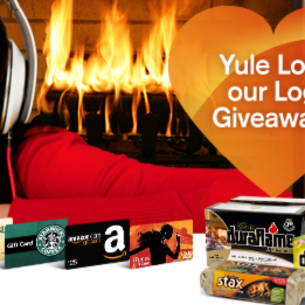 Win a Case of Duraflame & $200 Gift Cards