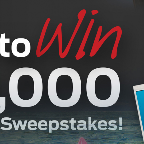 Win $10,000 from Ford