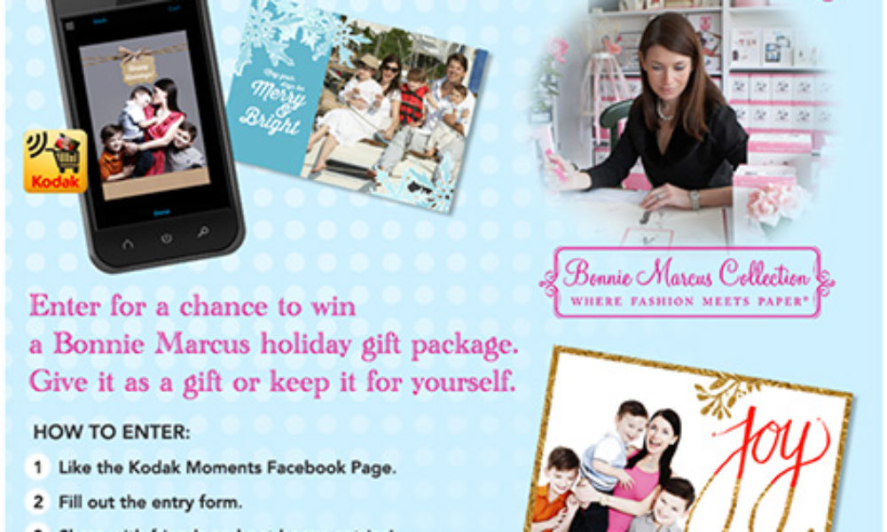 Win A Bonnie Marcus Gift Package