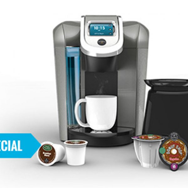 Win A Keurig 2.0 Brewing System