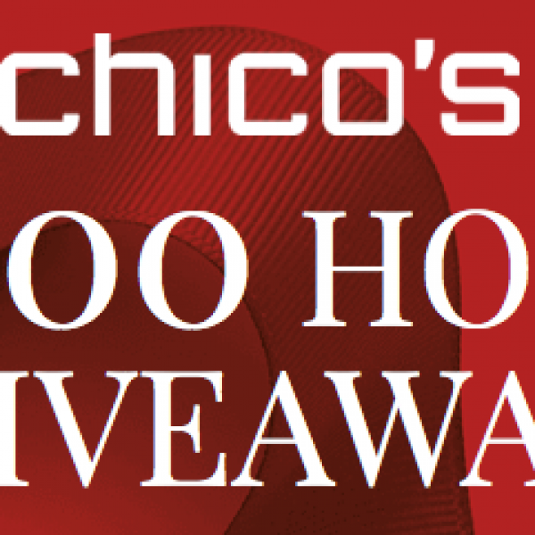 Win $25,000 Cash from Chico's