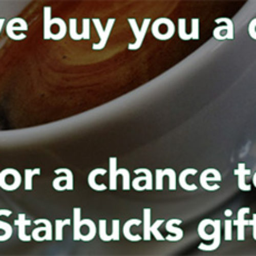 Win A $200 Starbucks Gift Card