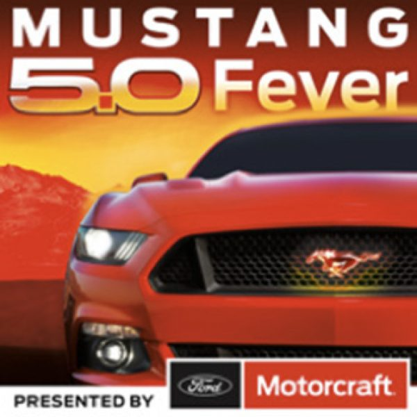 Win a 2016 Mustang 5.0 with $5,000 in Ford Racing Performance Parts