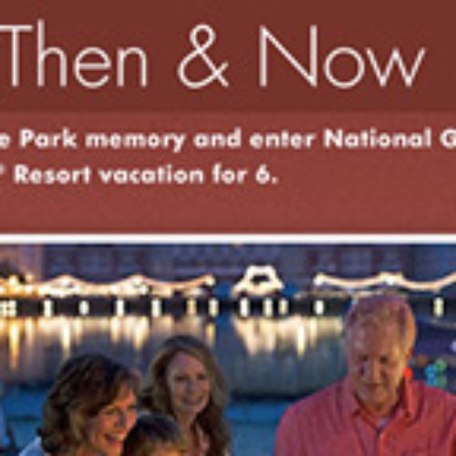 Win a 5-day/4-Night Walt Disney World Vacation for 6