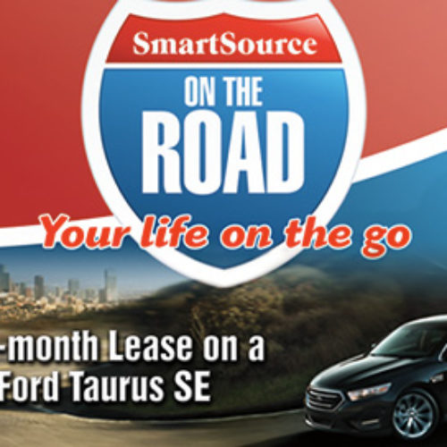 Win a 2015 Taurus SE 3-year Lease