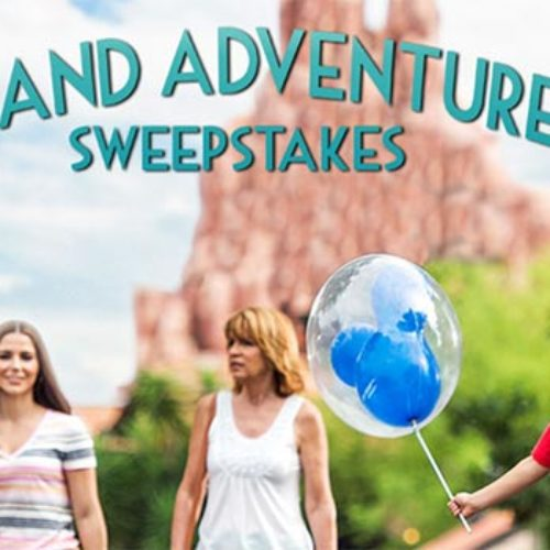 Win a Grand Adventure Vacation