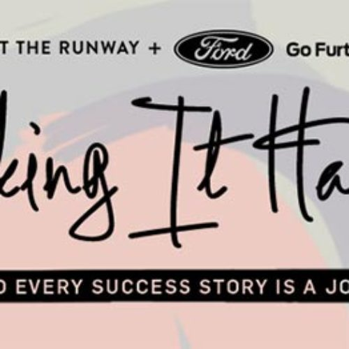 Win a 2015 FORD FUSION + $1000 Rent The Runway Gift Card