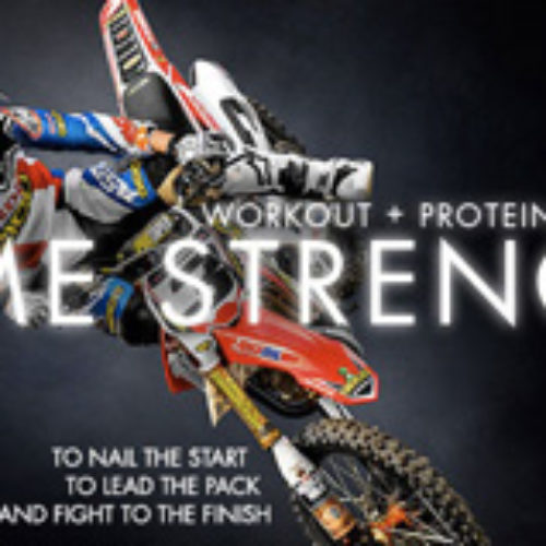 Win a $7,500 MX Honda Bike