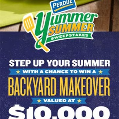 Win A 10k Backyard Makeover Granny S Giveaways
