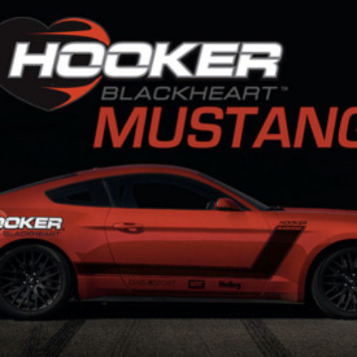 Win a Customized 2015 Mustang