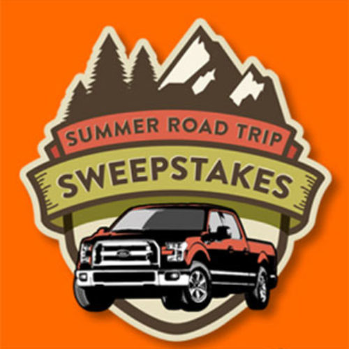 Win a 2015 Ford F-150