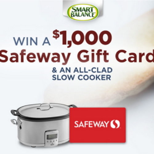 Win a Slow Cooker + $1K Gift Card