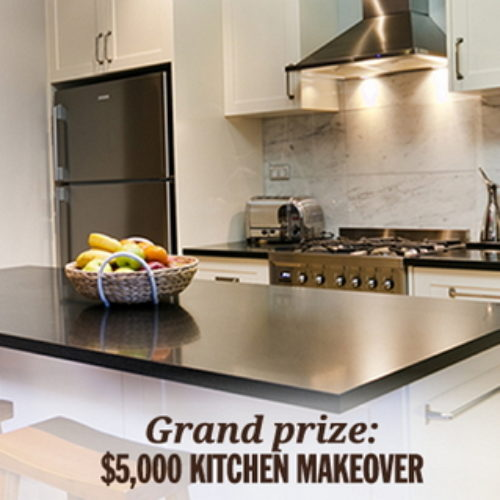 Win a $5K Kitchen Makeover - Granny\'s Giveaways