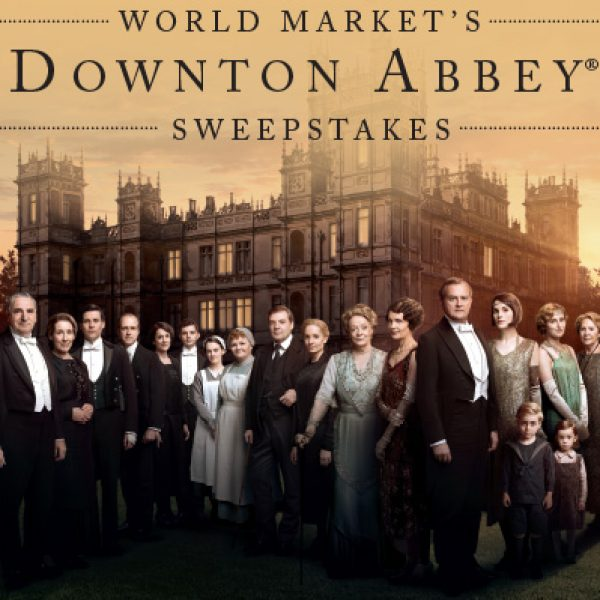 Win a Trip for 2 to London, and a $1,000 World Market Gift Card