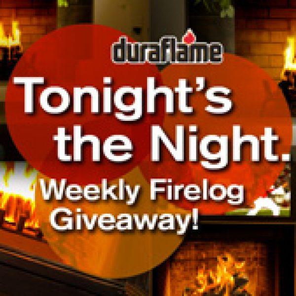 Win DuraFlame Firelogs