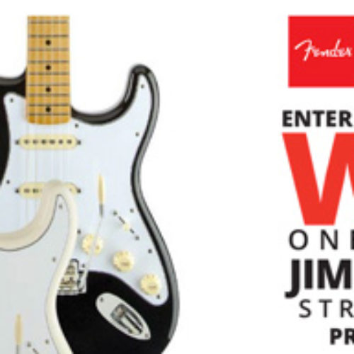 musicians friend sweepstakes win a jimi hendrix stratocaster guitar granny s giveaways 6184
