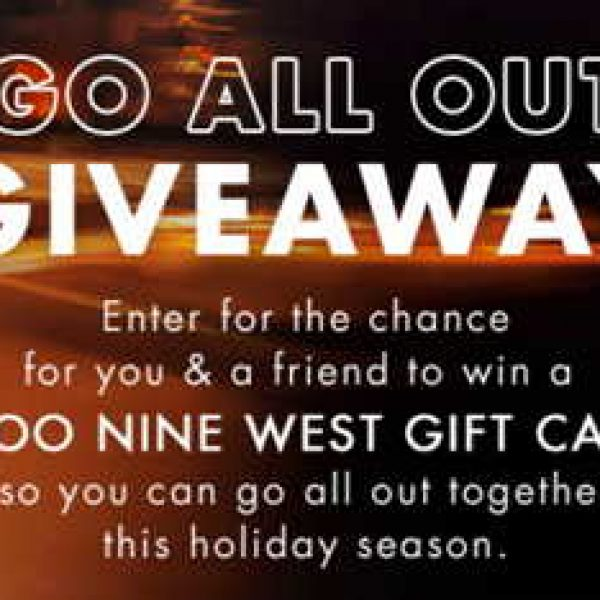 Win a $500 Nine West Gift Card