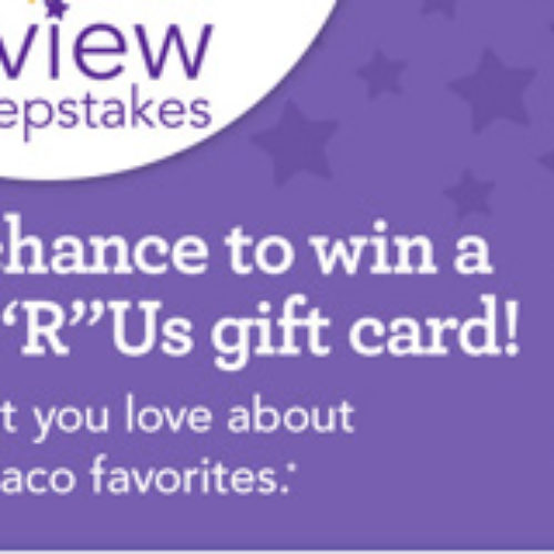 Win 1 of 10 $200 BabiesRUs Gift Cards