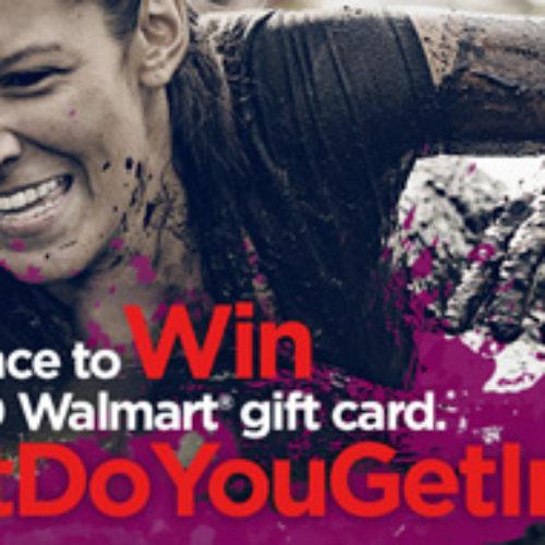 Win a $500 or a $250 Walmart Gift Card