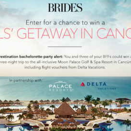 Win a Bachelorette Party in Cancun