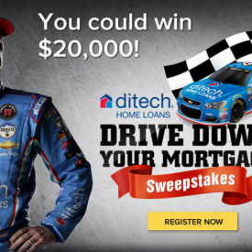 Win $20,000 Towards Your Mortgage