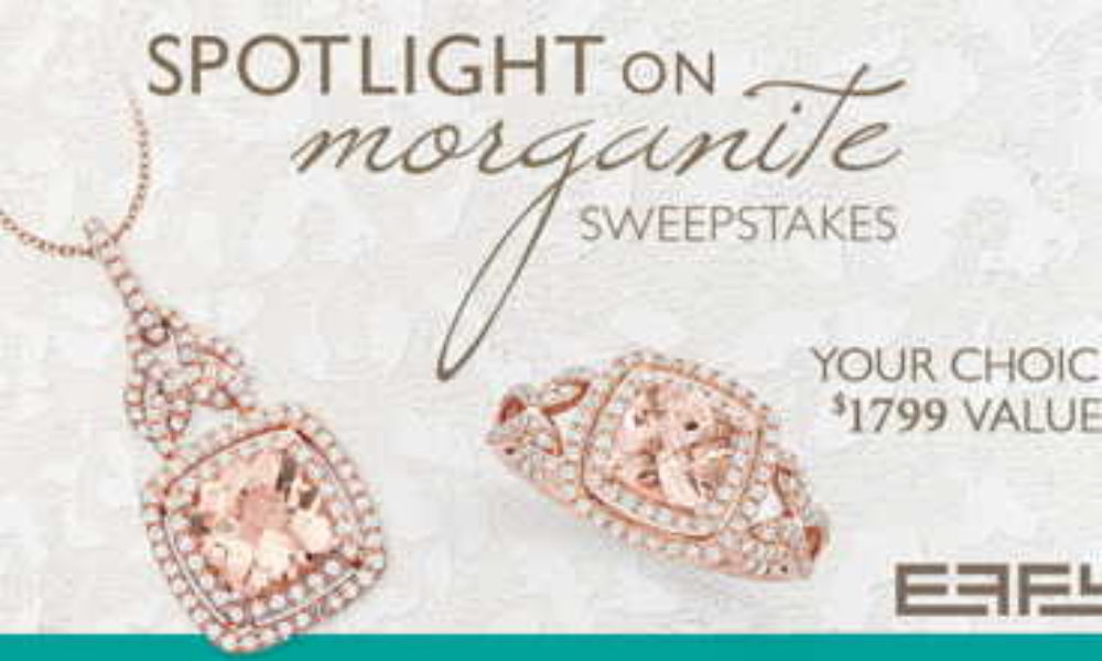 Morganite Pendant Giveaway @ Helzberg Diamonds