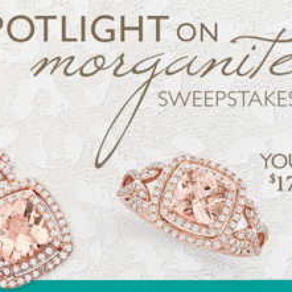 Morganite Pendant Giveaway @ Helzberg Diamonds