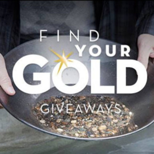 Win a Gold Nugget valued at $999