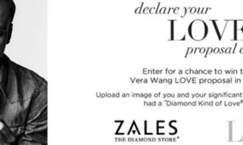 Win a Vera Wang Dress & Zales Diamond Ring