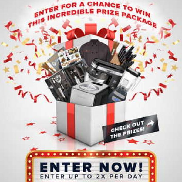 Kitchen Conquest Giveaway
