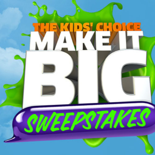 Win a Trip for 4 to Nickelodeon Kids Choice Awards