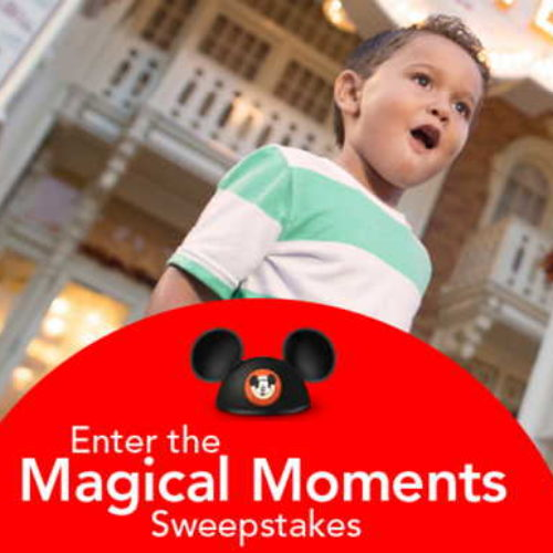 Win a Disney Family Vacation