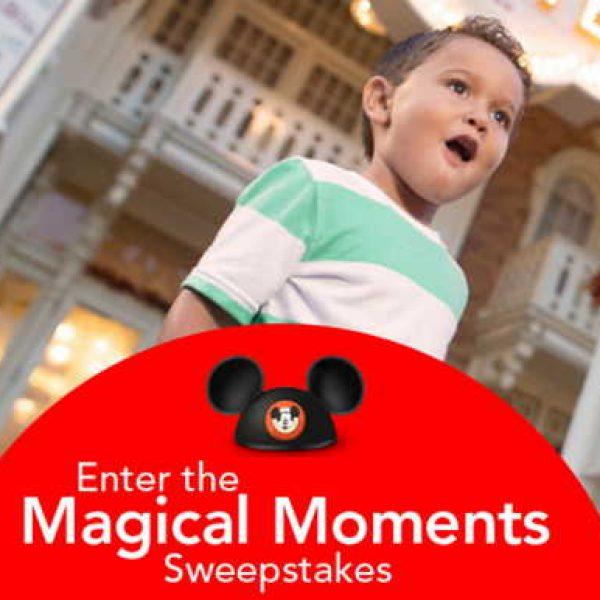 Win a Disney Family Vacation