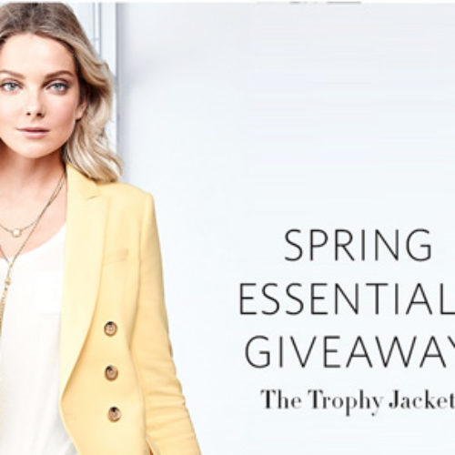 Win White House Black Market Spring Essentials