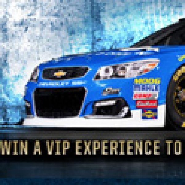 Win a Trip to Talladega with Clint Bowyer