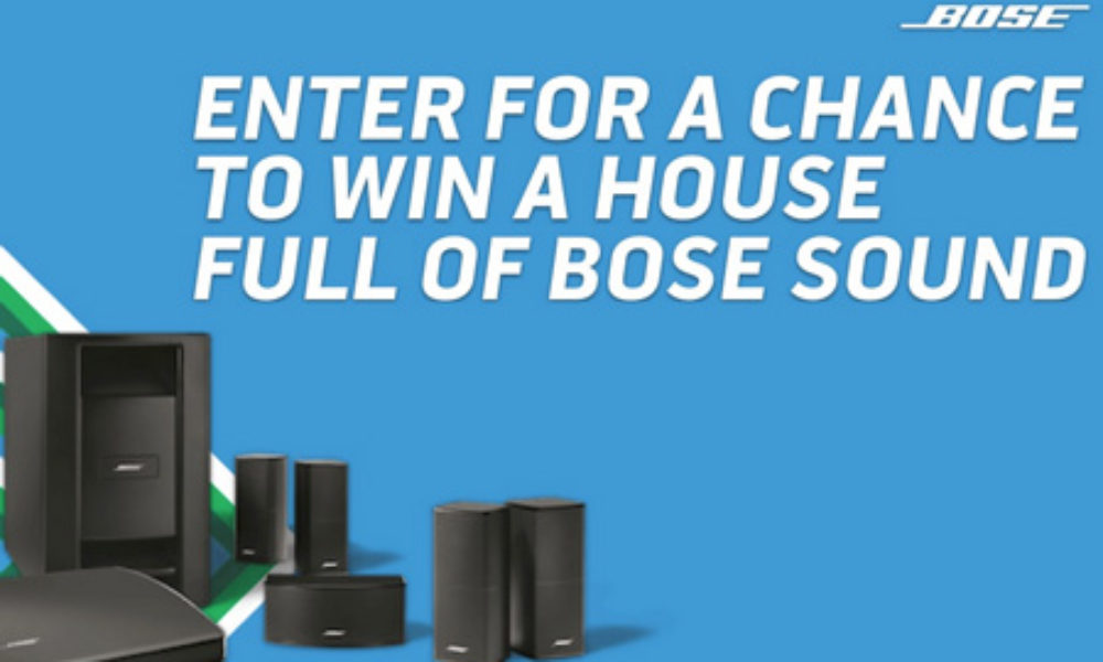 Bose Lifestyle SoundTouch 535 Home Entertainment Giveaway