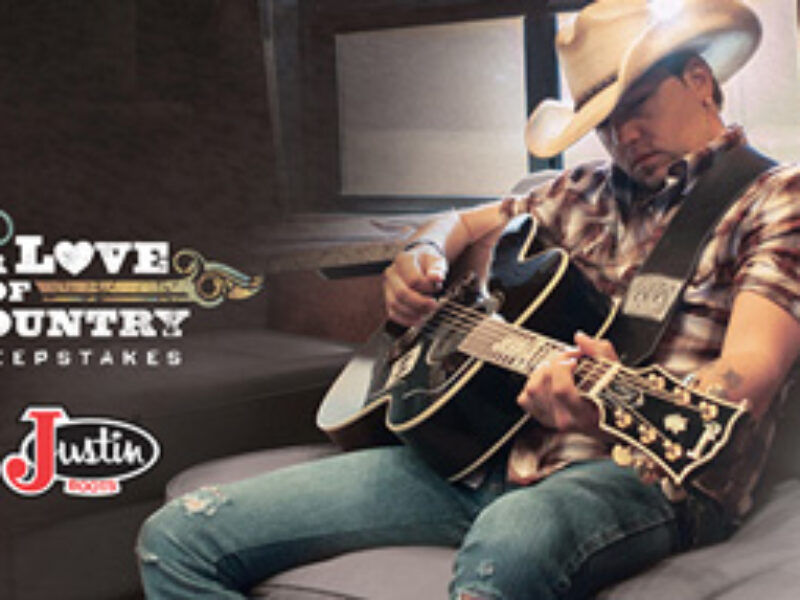 Win a Trip to 51st Academy of Country Music Awards in Las Vegas