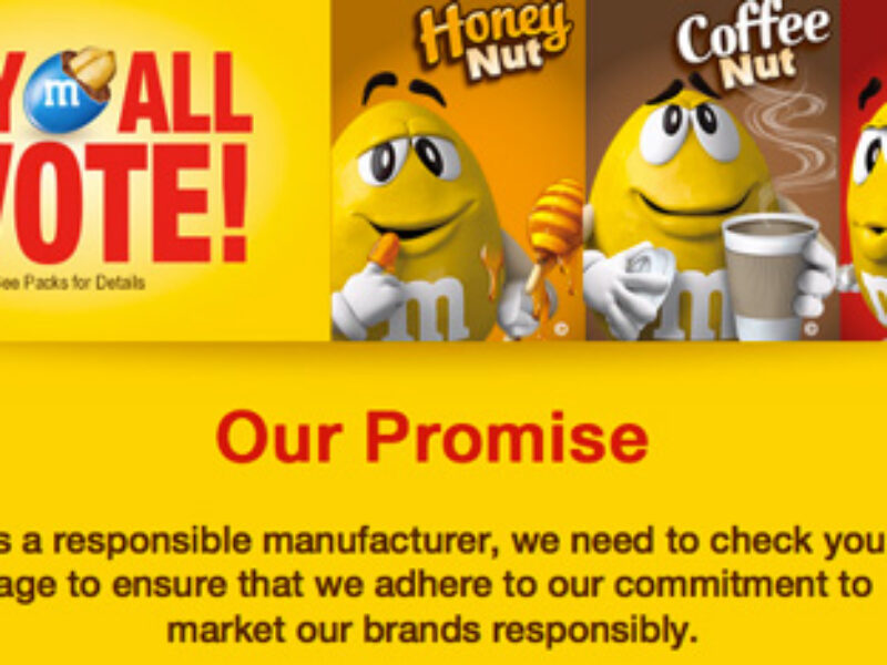 Win $100,000 Cash Giveaway from M&M's