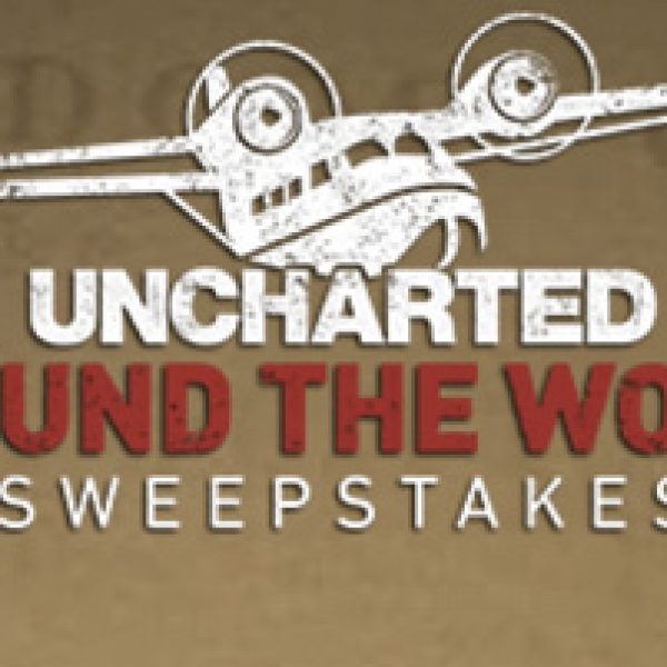 Sony Uncharted 4 Around The World Instant Win Game