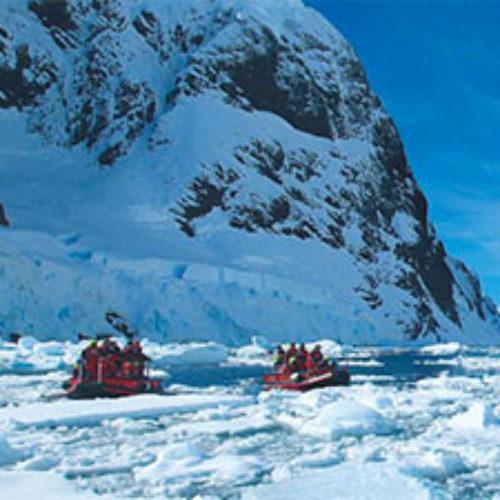 Win An Antarctica Cruise