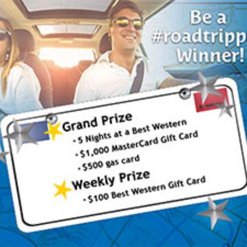 Win A Roadtrip