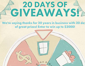 Win A $2,000 Home Shopping Spree