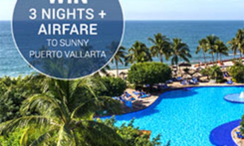 Win a Trip To Sunny Puerto Vallarta