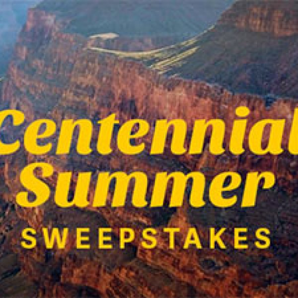 Win a Grand Canyon National Park Adventure
