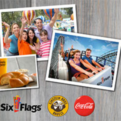 Win A Six Flags Vacation